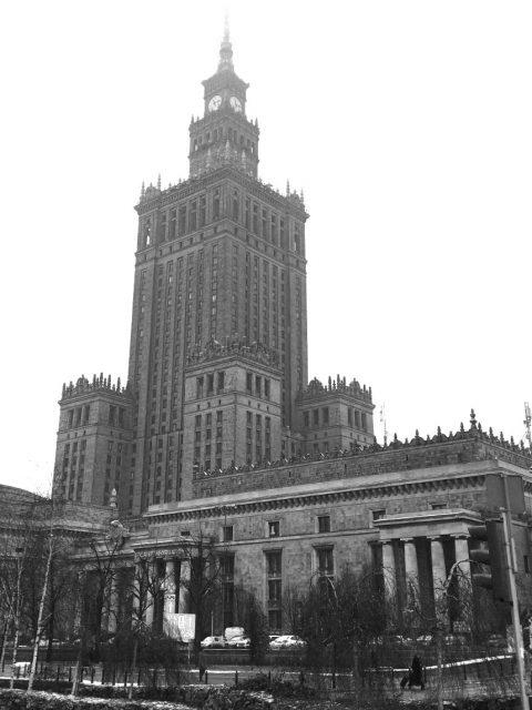 Warszawa Pałac Kultury