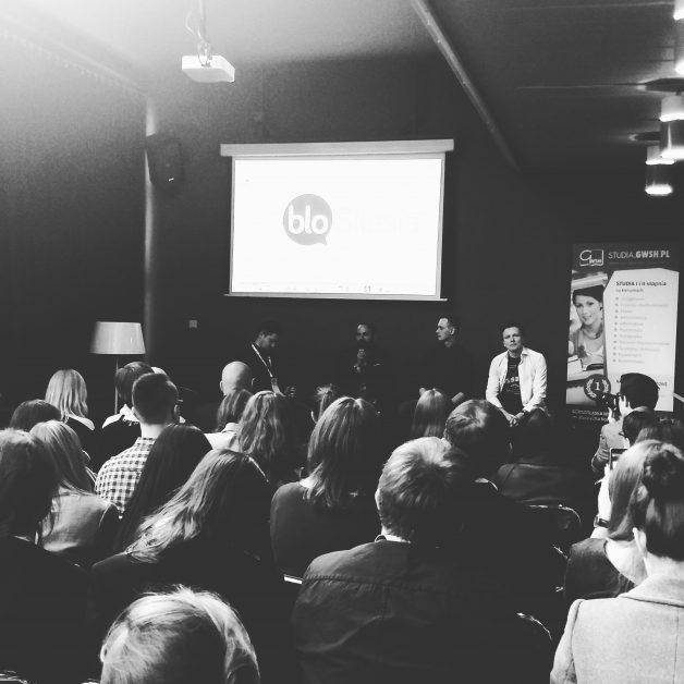 bloSilesia 2018 - panel o twórcach