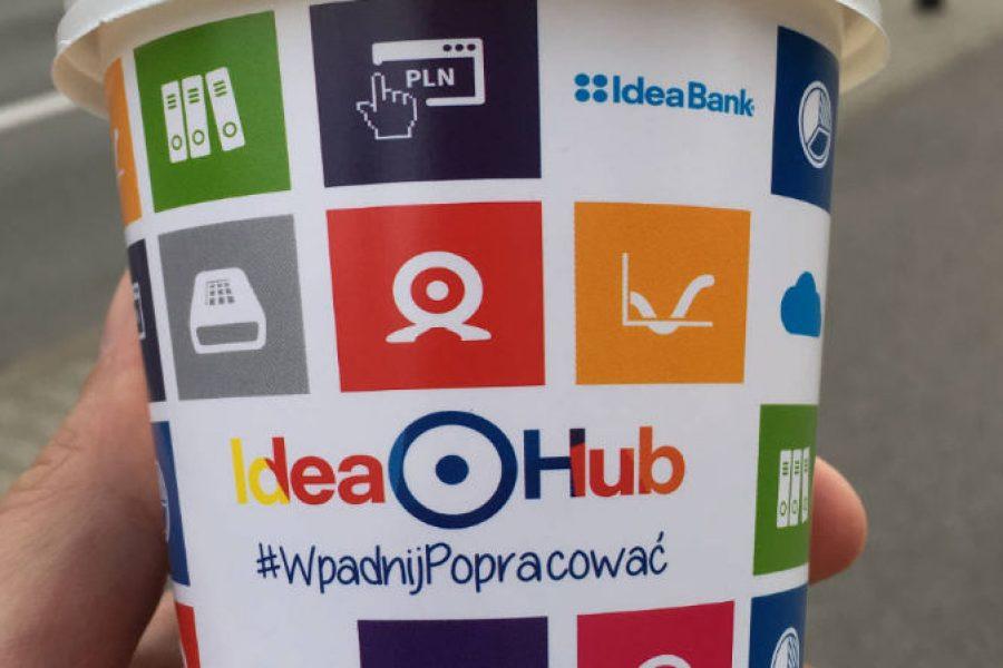 Idea Bank warsztaty