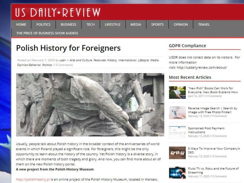Polish History - US